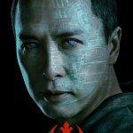 Star Wars Rogue One Poster Chirrut