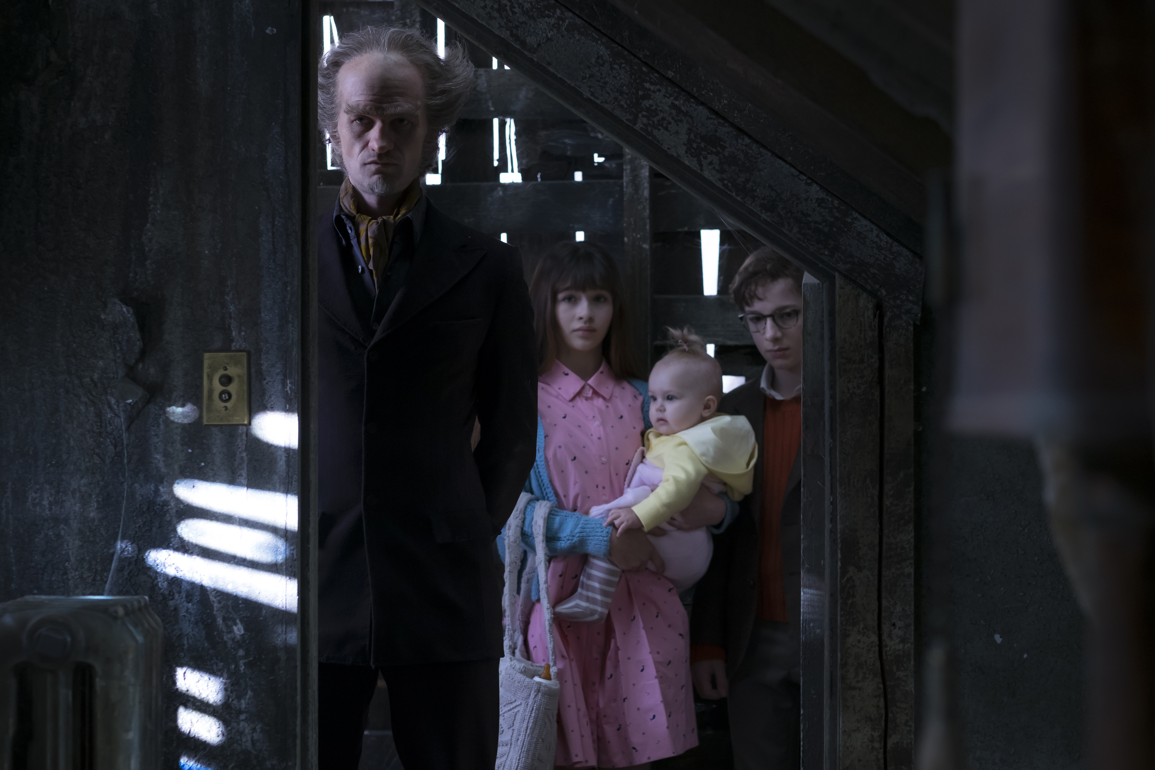 Netflix A Series Of Unfortunate Events