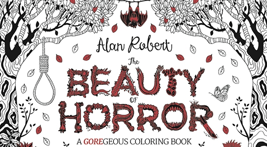 The Beauty of Horror 2: Ghouliana's Creepatorium Coloring Book ... | 291x530