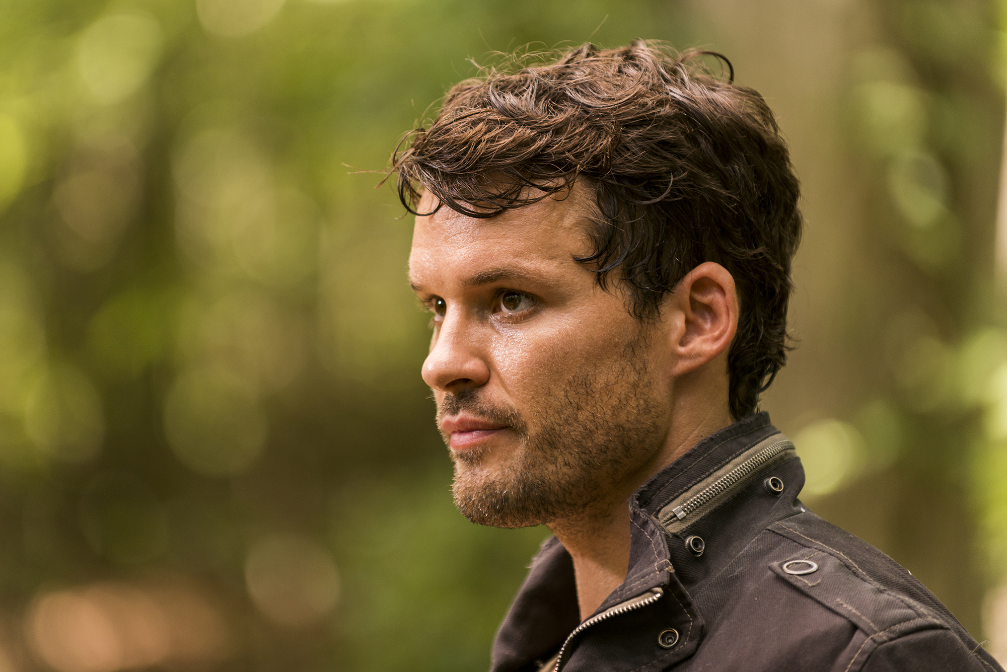 Austin Nichols as Spencer Monroe - The Walking Dead