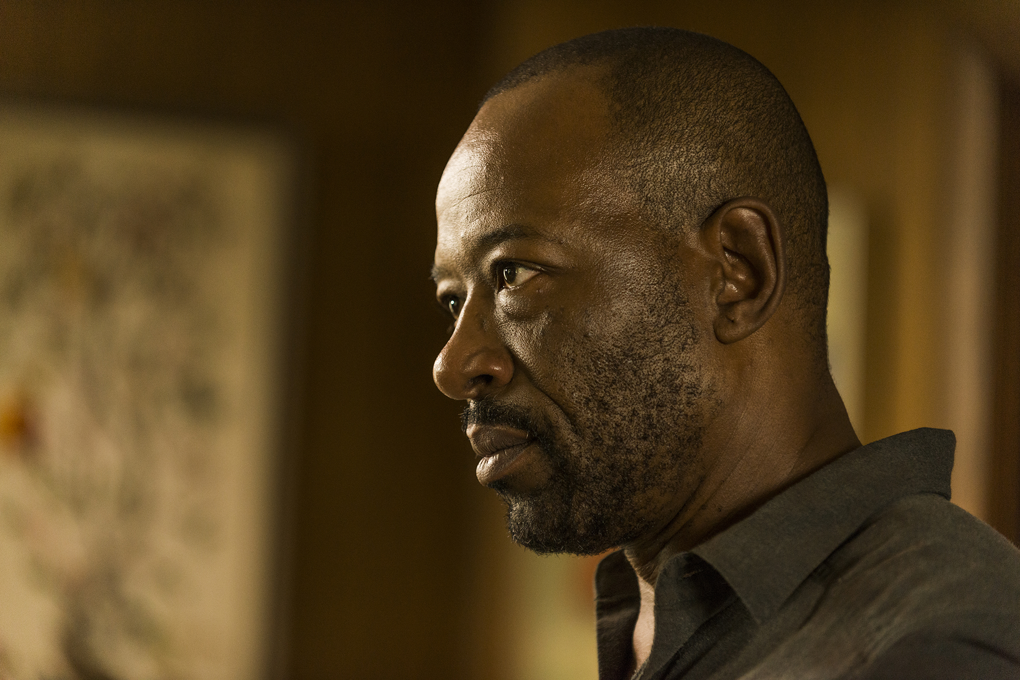 Lennie James as Morgan Jones - The Walking Dead
