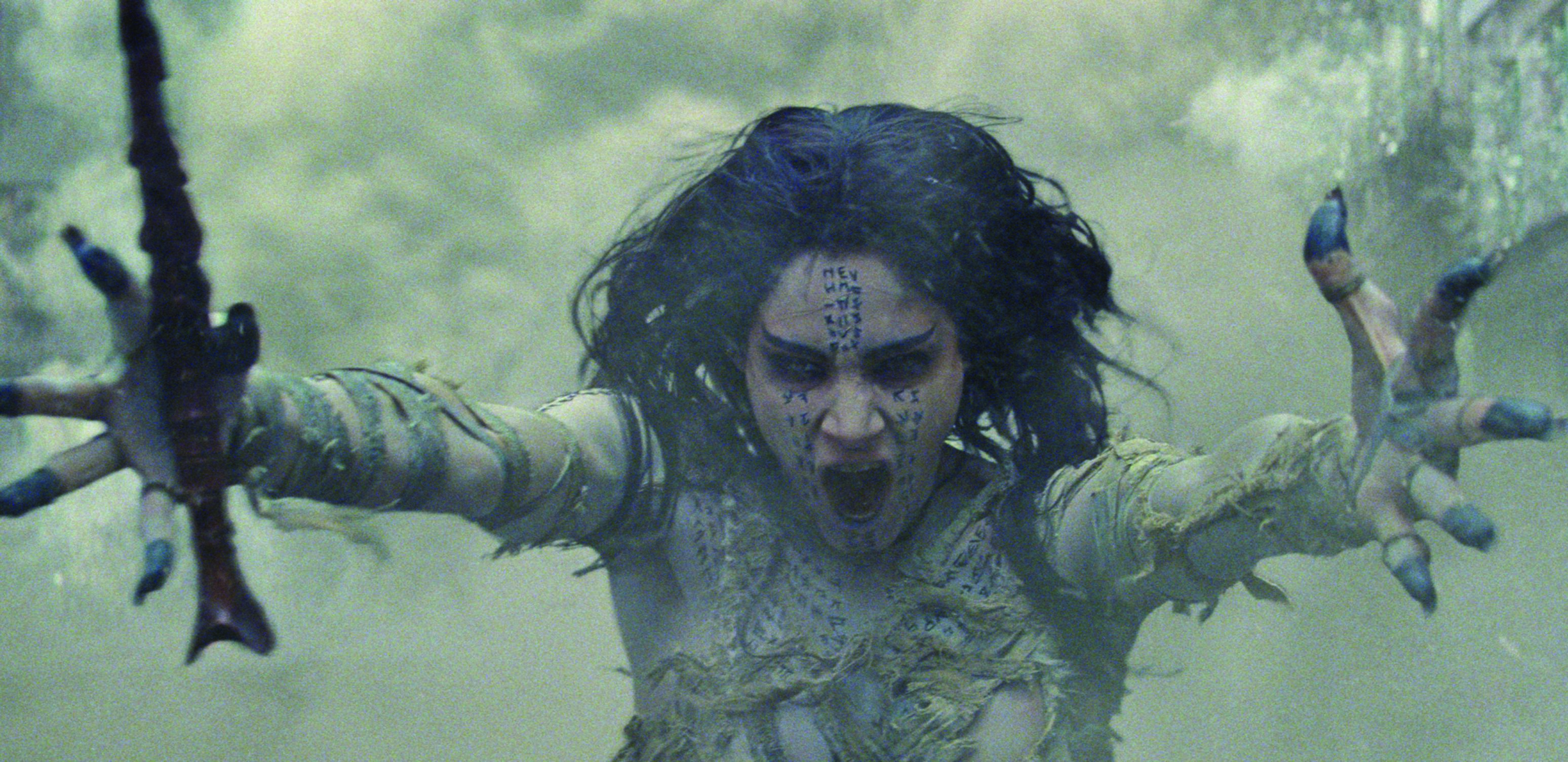 The Mummy reboot Sofia Boutella