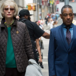 Okja Tilda Swinton and Giancarlo Esposito Netflix