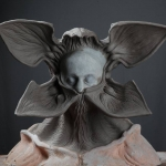 Spectral Motion Demogorgon Head Sculpture