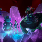 Stranger Things Trollhunters Mashup