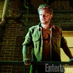 Finn Jones as Iron Fist in The Defenders