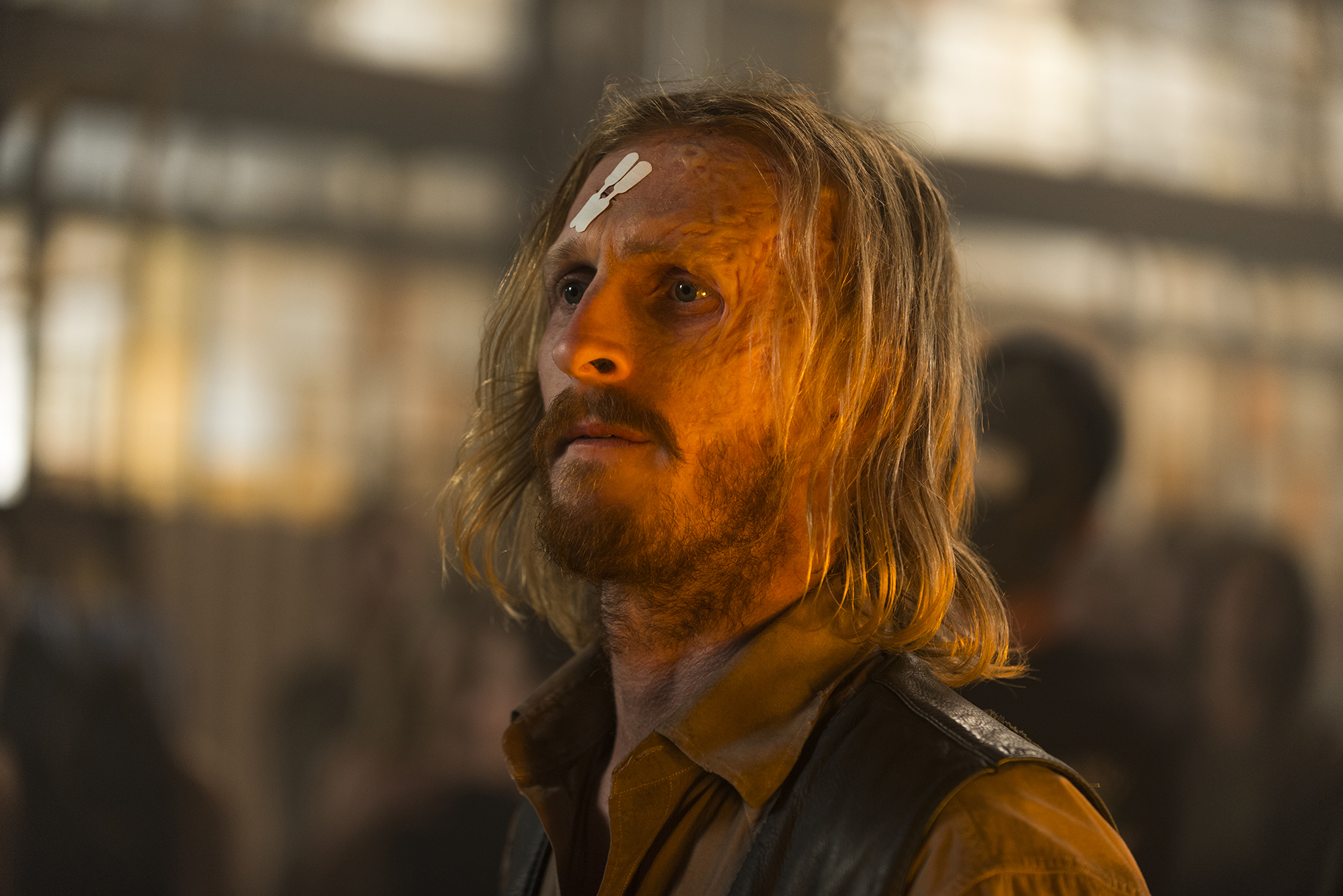Austin Amelio as Dwight - The Walking Dead, Season 7, Episode 11