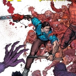 Ash vs The Army of Darkness 00 Cover A Bradshaw