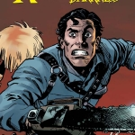 Ash vs The Army of Darkness 00 Cover Brown