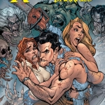 Ash vs The Army of Darkness 00 Cover J. Scott Campbell 13th anniversary