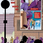 Dirk Gently: The Salmon of Doubt #6 Preview page 03
