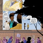 Dirk Gently: The Salmon of Doubt #6 Preview page 04