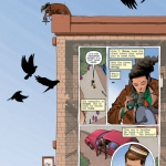 Dirk Gently: The Salmon of Doubt #6 Preview page 05