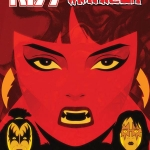 KISS/Vampirella #1 Cover A