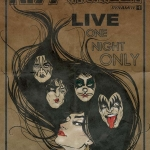 KISS/Vampirella #1 Cover B