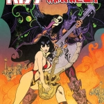 KISS/Vampirella #1 Cover C