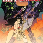 KISS/Vampirella #1 Cover L