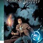 Jim Butcher The Dresden Files: Dog Men cover A