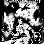 Jim Butcher The Dresden Files: Dog Men cover B