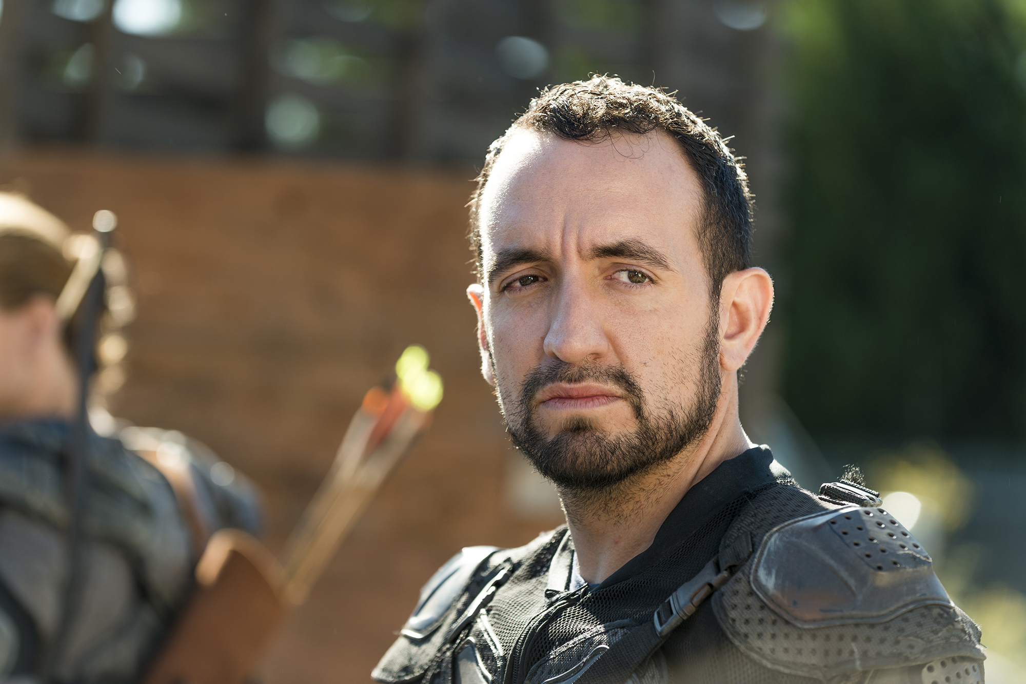 Carlos Navarro as Alvaro - The Walking Dead, Season 7, Episode 13