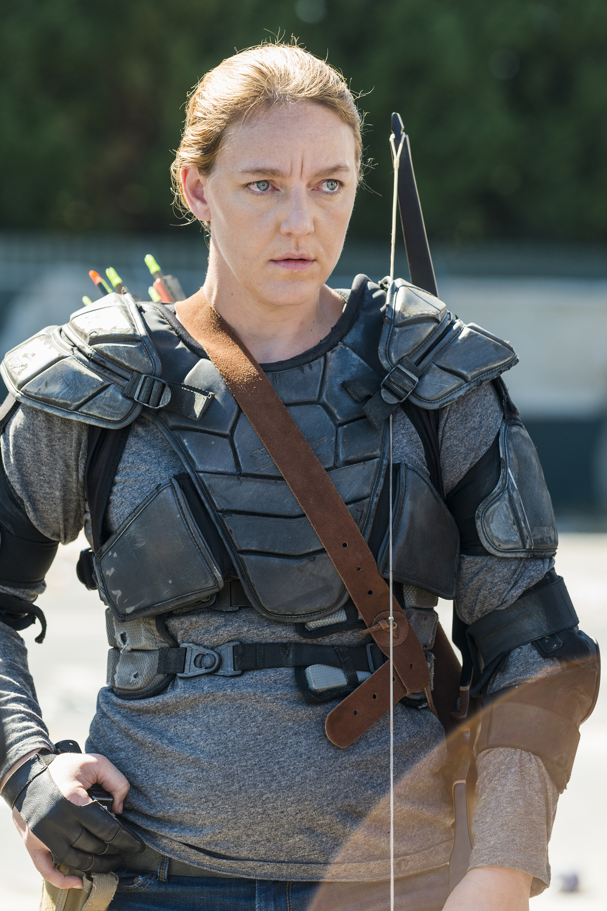 Kerry Cahill as Dianne - The Walking Dead, Season 7, Episode 13