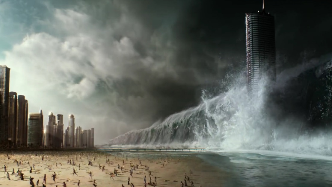 What Is Climate Control >> First Trailer For Disaster Movie 'Geostorm' Released
