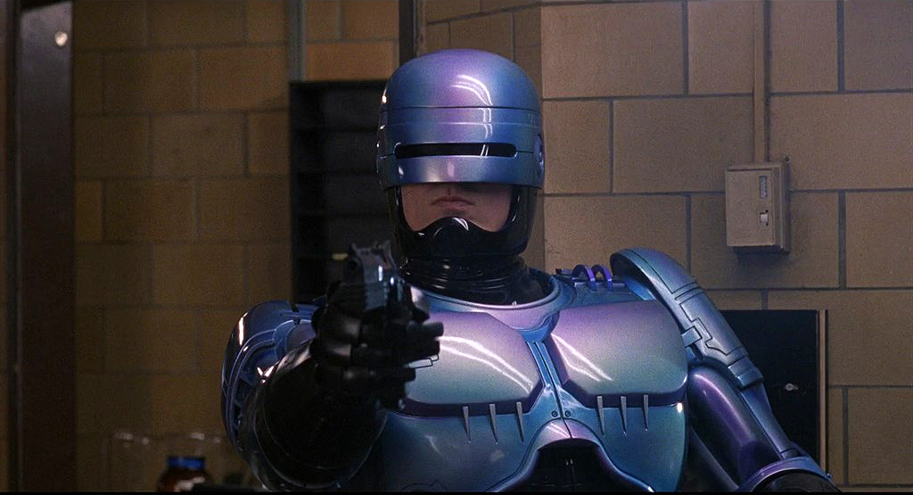 Blu Ray Review Robocop 2 Collector S Edition