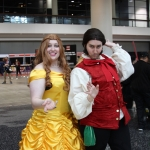 C2E2 2017 Cosplay 24 Belle and LeFou