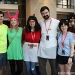 C2E2 2017 Cosplay 38 Bobs Burgers