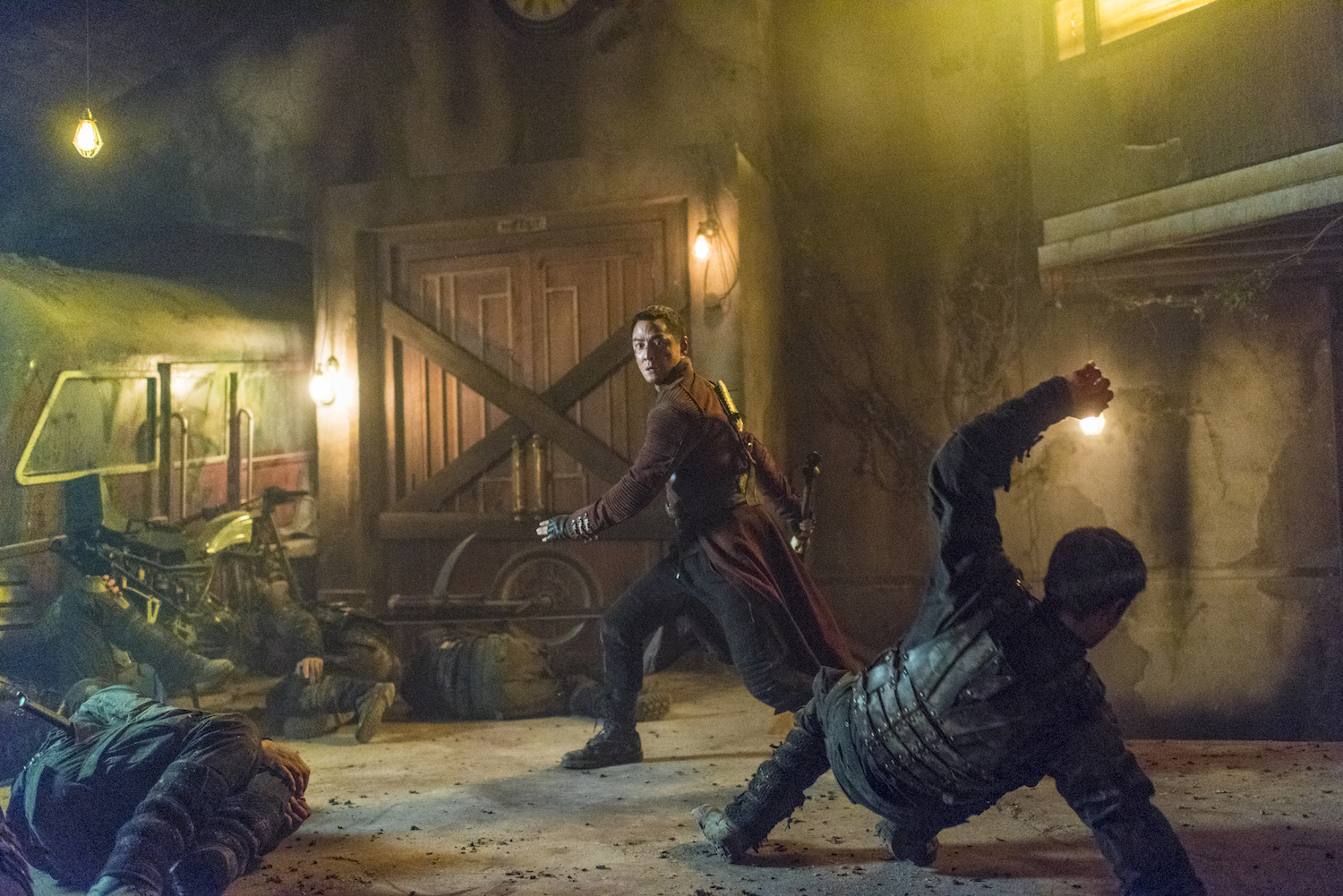 Into The Badlands 210-05