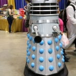 ConnectiCon Dalek Doctor Who