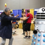 ConnectiCon Doctor Who Dalek