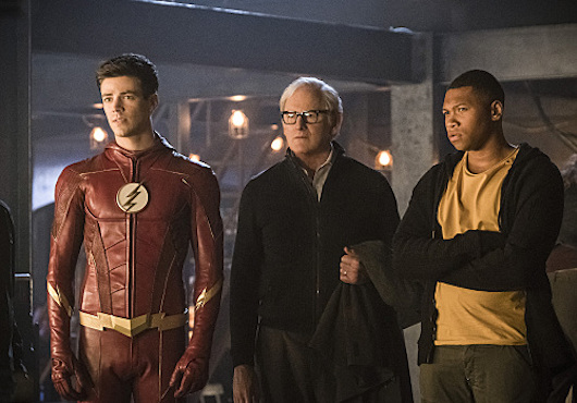 The Flash Crossover 408-01