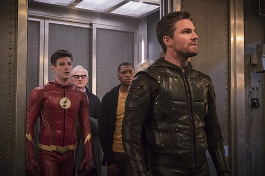 The Flash Crossover 408-02