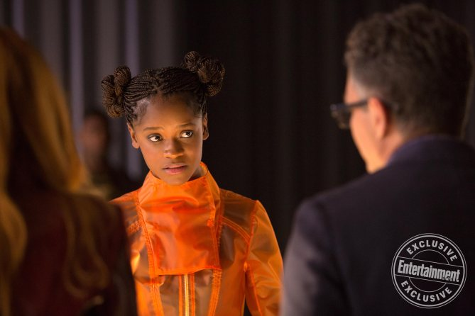 MARVEL'S AVENGERS: INFINITY WARL Letitia Wright as Shuri