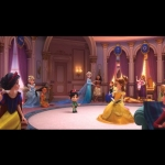 Wreck-It Ralph 2 Disney Princesses Vanellope