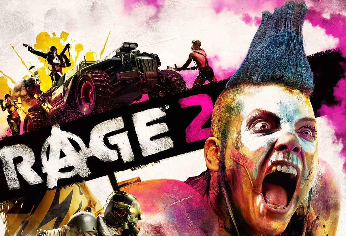 Announce Trailer And Gameplay Video For  U2018rage 2 U2019 Released
