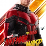 Ant-Man And The Wasp Antman poster