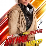Ant-Man And The Wasp Pym Poster