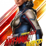 Ant-Man And The Wasp Wasp Poster