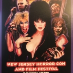 New Jersey Horror Con poster