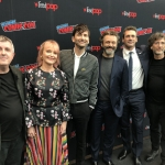 Good Omens Press Room NYCC