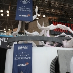 NYCC 2018 Audible Harry Potter Pensieve Experience