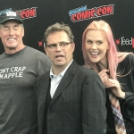 Stan Against Evil, John C. McGinley, Dana Gould , and Janet Varney