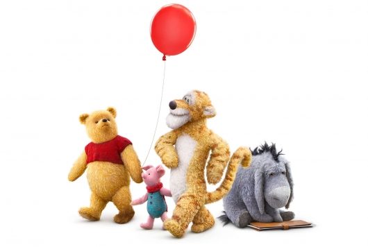 Christopher Robin Disney S Live Action Winnie The Pooh Coming To