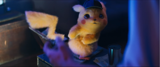 A Pokemon Detective Pikachua Trailer Justice Smith And Ryan