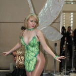 C2E2 2019: Cosplay 02 Tinkerbell