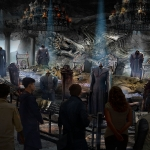 Game of Thrones Studios Tour Dragonstone Map Room