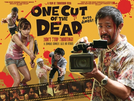 Japanese Zombie Comedy One Cut Of The Dead