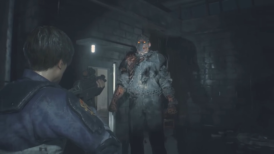 Resident Evil 2 Remake Mod Replaces Mr X With Jason Voorhees Video